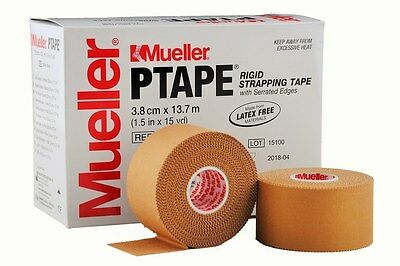 P Tape Rugby, Calcio, Football,  Basket.  Bendaggio ULTRA RESISTENTE A TRAZIONE