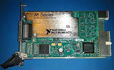 NI PXI-6254 Multifunction DAQ 32ch 16bit M-Series, National Instruments *Tested*