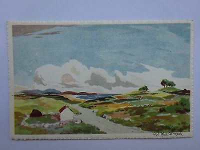 The Road To The Sea by Pat MacCormack postcard