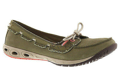 "New Womens Columbia ""Sunvent"" Athletic Hiking Trail Fishing Boat Water Shoes"