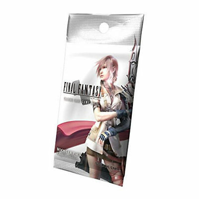 Final Fantasy Trading Card Game Opus I Booster Pack x1 Brand New Factory Sealed