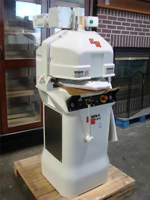 Erika Record Ep 11/31 Rh/rd 36 Part Automatic Bakery Dough Divider With Rounder