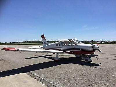 1974 Piper Warrior, Nice Flyer, Exc. Maint. History, Ready To Go, $23,995.00!