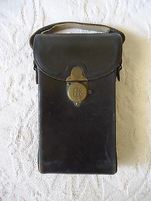 Kodak No.1A Autographic Junior Leather Case Only Rochester New York USA