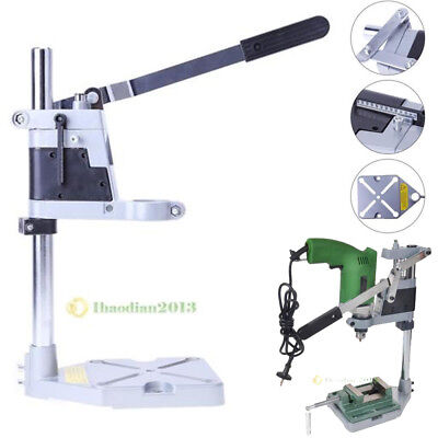 Universal Single-head Bench Clamp Drill Press Stand Holder Workbench Repair Tool