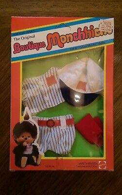 vintage monchhichi boutique outfit