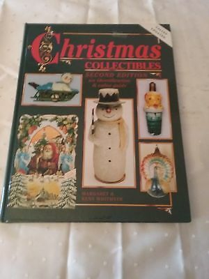 Christmas Collectibles an Identification and value guide 0-89145-558-2