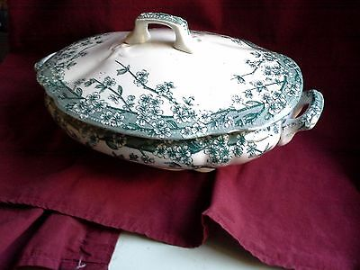 Quality Victorian Vegetable Tureen