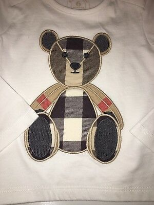 Burberry Baby 6 Months