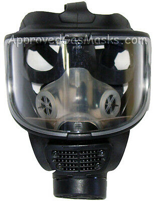Scott ProMask NBC Tactical NATO 40mm Gas Mask w/ CBRN Approved Filter Exp 6/2024