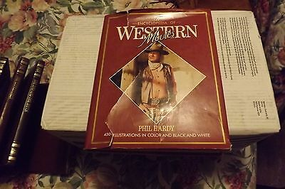 The Encyclopedia of Western Movies by Phil Hardy,  450 Illustrations