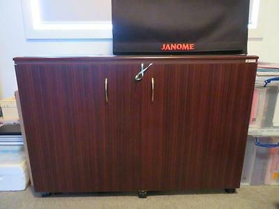 Horn Sewmate Sewing Cabinet