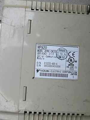 1PC Used Yaskawa PLC module 217IF MP920 JEPMC - CM200 #RS01