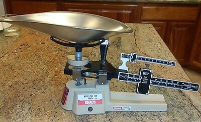 Ohaus Model No.14A 550g Capacity Scale