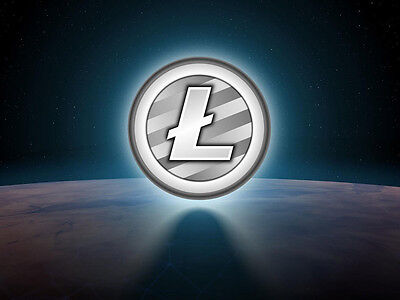 0.5 Litecoin (LTC) Direct to Wallet (No ID)
