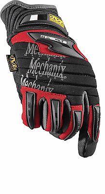 Mechanix Wear Mpact 2 Safety Gloves - Red - Mp2-02-009 - Medium Only!