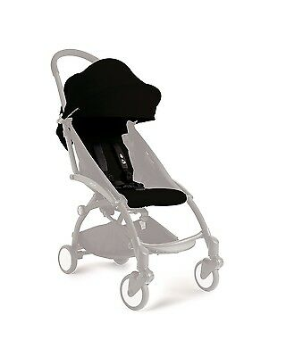 Brand New Babyzen Yoyo 6+ Stroller Black Color Pack Seat Canopy Newest Model