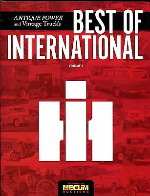 Antique Power and Vintage Truck's Best of International Volume 1
