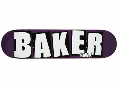 "Baker - Brand Name Hawk 7.875"" Skateboard Deck"