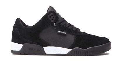 Supra - Ellington Mens Shoes Black/White/Black