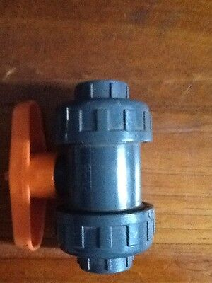 PVC Union Ball Valves(3)