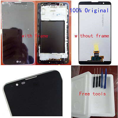 Original LCD Display Touch Screen For LG Stylus2 Stylo  2 LS775 K540 K520DY F720