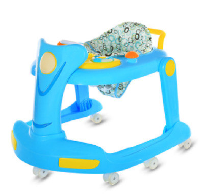 MEMEWA Baby Children Walker - Multi-Function Folding Scooter with Music & Light