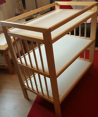 gulliver 3 tier baby changing unit