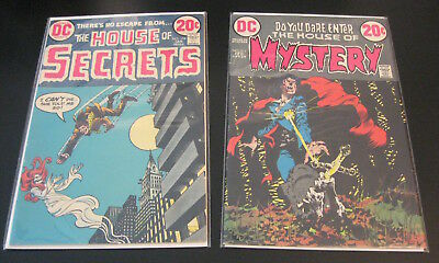 DC HOUSE OF MYSTERY #211 (1973) Wrightson Art! (FN-)