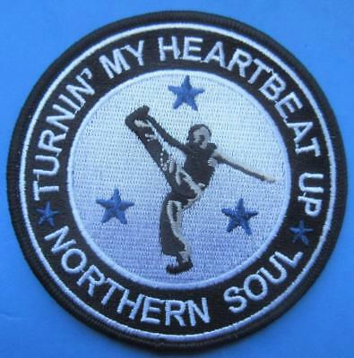 Northern Soul Patch - Turnin My Heartbeat Up - Northern Soul Dancer