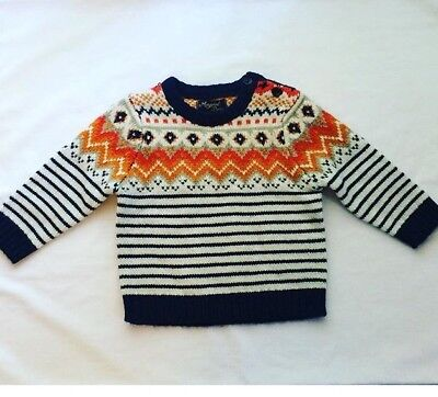 Mayoral Spanish Boutique Sweater Sz 6 Months