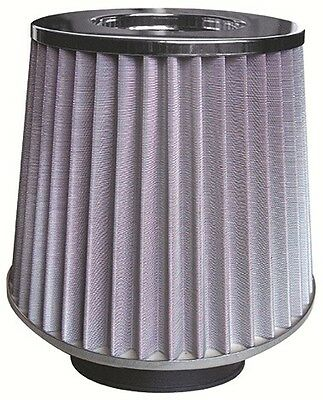 Streetwize Stainless Steel Air Filter System Induction Kit +Adaptor