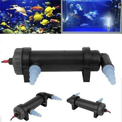 11W / 36W UV Sterilizer Lamp Light For Aquarium Ultraviolet Filter Clarifier EL