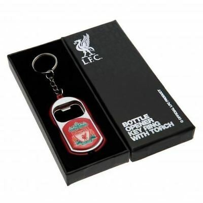 Liverpool F.C. Key Ring Torch Bottle Opener