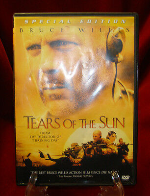 DVD - Tears of the Sun (Special Edition / 2003)