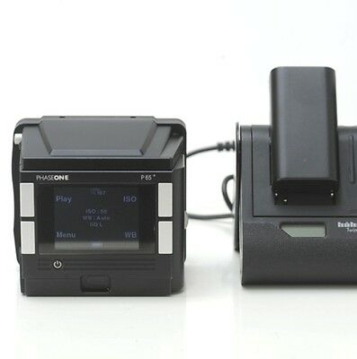 * Excellent ++ * Phase One P65+ M-Mount Digital Back Count 550