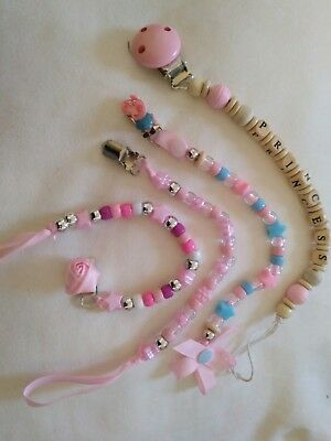 girls dummy clips x4 in total
