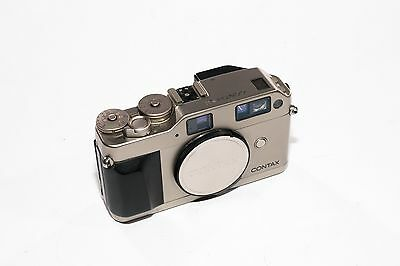 Contax G1 Body Only 35mm Film Camera (5 Month Warranty)
