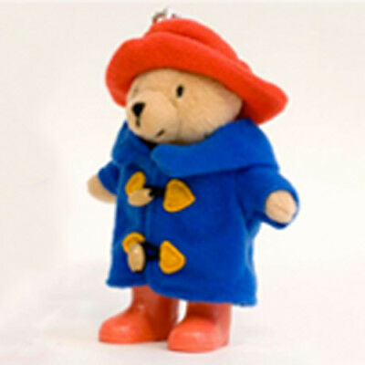Paddington Bear 7-Eleven Hong Kong World Travel Diary Plush Teddy Doll Classic