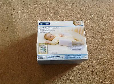 First years baby sleep positioner