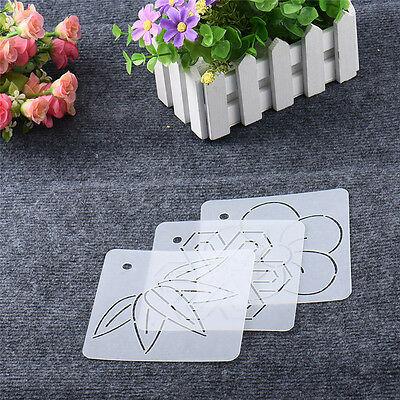Newest Matting Board Embroidery Template Quilting Templates Patchwork Tools HOT
