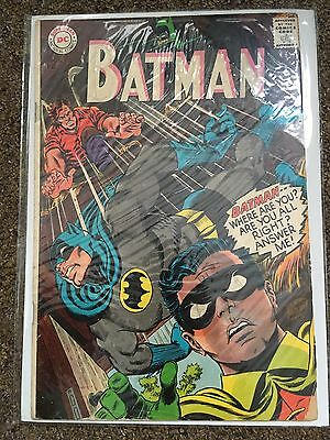 Batman Comic 196
