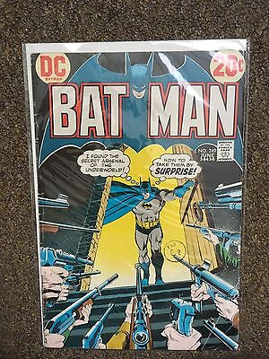 Batman Comic 249