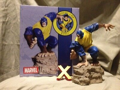 Diamond Select Marvel SILVER AGE The Beast  Statue LIMITED 3000 X-Men NICE
