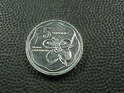 PHILIPPINES    5  Sentimos   1990   BRILLIANT  UNCIRCULATED
