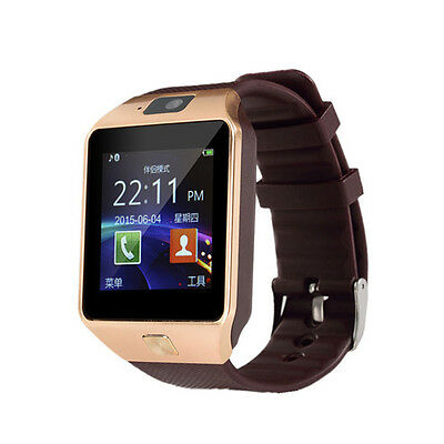 DZ09 Bluetooth Wrist Smart Watch Phone Camera SIM Card For Android Phone iPhone