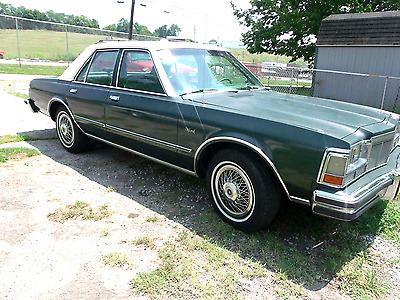 1977 Dodge Other  1977 Dodge Diplomat year one not a rat rod