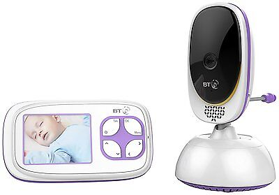 BT Video Baby Monitor 5000 with Remote controlled pan and Tilt
