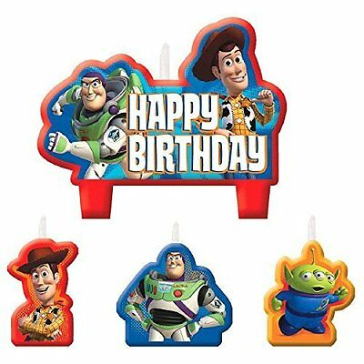 Toy Story Molded 4 Piece Candle