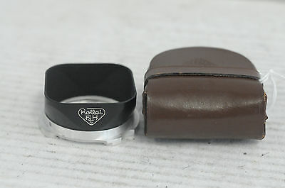Rolleiflex Bay-2 Metal Lens Hood with Case